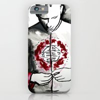 The Passion of Mr Gone  iPhone 6 Slim Case