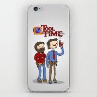 tool time. iPhone & iPod Skin