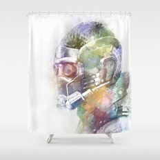 Star-Lord Shower Curtain