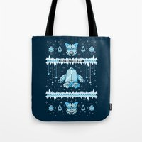 Such an Ice Sweater: Ho-Ho-Hoenn Tote Bag