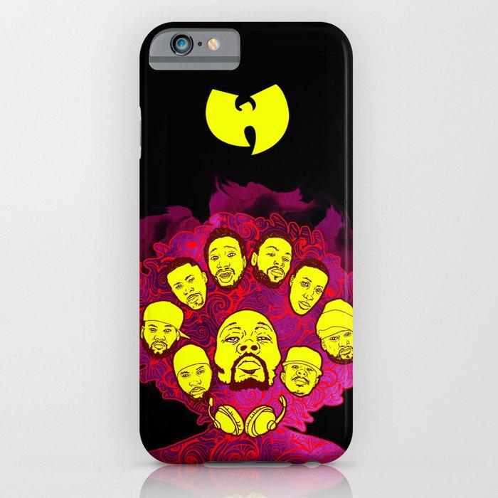 Wu Tang Iphone  Case