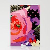 Flowers Series_v01 Stationery Cards