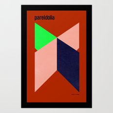 Pareidolia Art Print