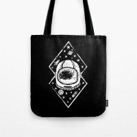 Space Traveller Tote Bag