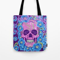 Fresh 2 Death Tote Bag