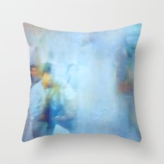 OUT-OF-FOCUS Throw Pillow