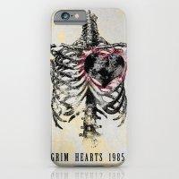 Grim Hearts 1985 iPhone 6 Slim Case