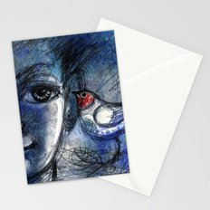 A bird told me... Stationery Cards