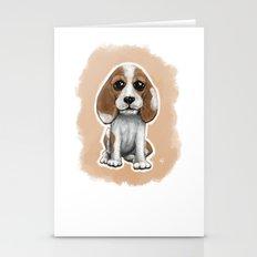 Puppy eyes Stationery Cards