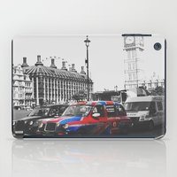 Travelling The British W… iPad Case