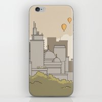 Moore's Big City iPhone & iPod Skin