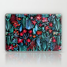 Though I Walk at Night Laptop & iPad Skin