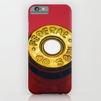iPhone & iPod Case featuring Federal 40 by Charlene McCoy