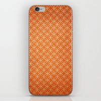 orange crush iPhone & iPod Skin