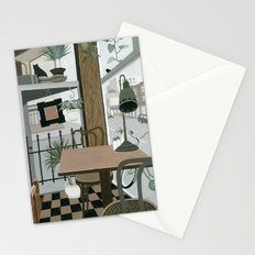 View from the Cafe Stationery Cards