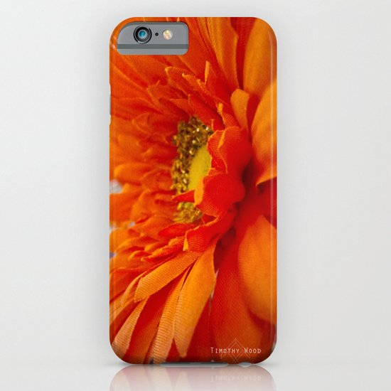 Crater of Pollen iPhone & iPod Case