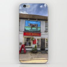The Bull Pub Theydon Bois iPhone & iPod Skin