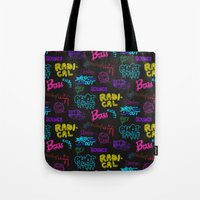 Fresh Type Day - Color Edition Tote Bag