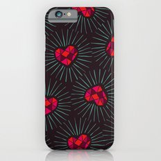 Burning Hearts Slim Case iPhone 6s