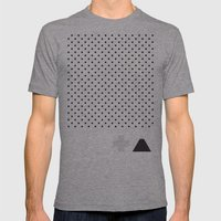 Gruezi//Thirty2 Mens Fitted Tee Athletic Grey SMALL