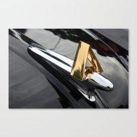 Hudson Hornet Canvas Print
