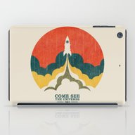 Come See The Universe iPad Case