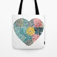 Rooted in Love No.1 Tote Bag