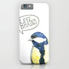 I Eat Brains 2.0 iPhone 6 Slim Case