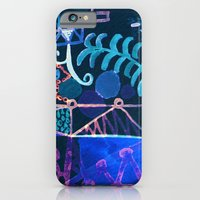 iPhone & iPod Case featuring magic city by Marianna Tankelevich