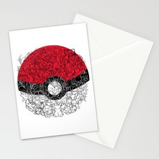 ONE BALL TO CATCH THEM ALL Stationery Cards