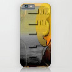 Abstract Seascape iPhone 6s Slim Case