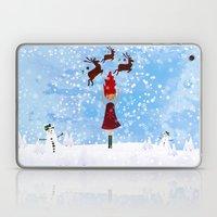 Whimsical Winter Wonderl… Laptop & iPad Skin