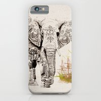 iPhone & iPod Case featuring Tattoo Me by florever