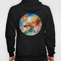 Sophie And Howl From How… Hoody