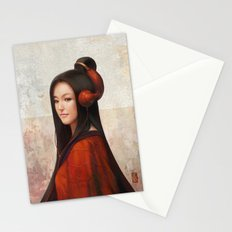 Pepper Orient Stationery Cards