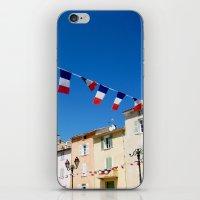 St. Tropez, Côte d'Azur French Riviera iPhone & iPod Skin