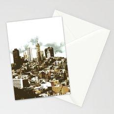 sanscape 2 Stationery Cards