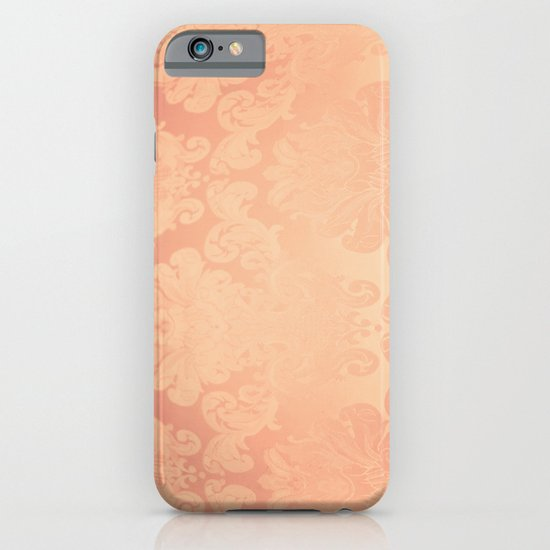 Pink Rose Vintage iPhone & iPod Case