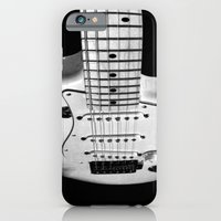 While my guitar gently weeps iPhone 6 Slim Case