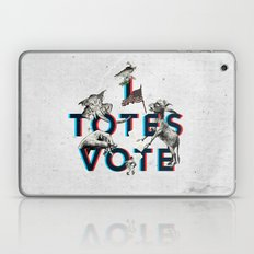 I Totes Vote Laptop & iPad Skin
