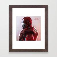 MARK 33 Framed Art Print