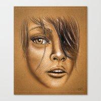 Amazon Canvas Print