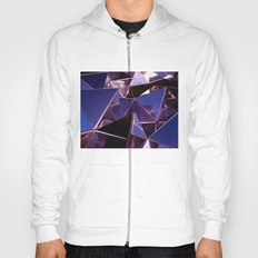 Abstract Glass Pattern 2 Hoody