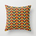 Kaleidoscopy Throw Pillow