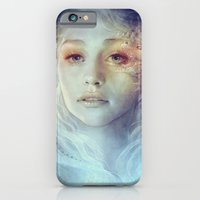 iPhone Cases featuring Mother of Dragons by Anna Dittmann