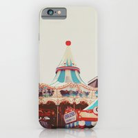 iPhone & iPod Case featuring carousel by nameisirene