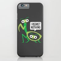 When a Mantis Loves a Woman iPhone 6 Slim Case