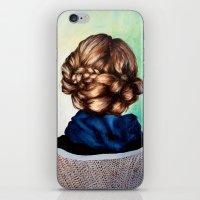 Simone iPhone & iPod Skin