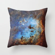 The Tapdole Nebula Throw Pillow
