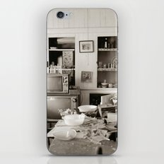 chester kitchen iPhone & iPod Skin